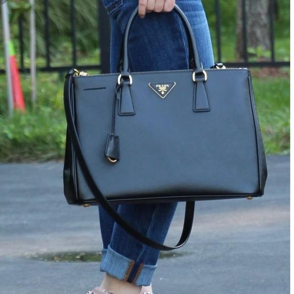 64230ebd61e9a6 Prada Bags | Saffiano Tote | Poshmark